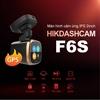 Camera hành trình F6S Hikvision - Tích hợp màn hình cảm ứng IPS