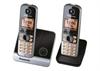 Điện thoại không dây Panasonic KX-TG6712