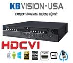 Đầu ghi hình HD-CVI KBVISION