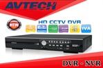 Đầu ghi hình HD-TVI AVTECH