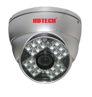 Camera dome hồng ngoại HDTECH HDT-203