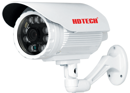 Camera thân hồng ngoại HDTECH HDT-401AHD