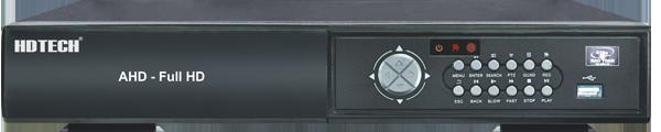 Đầu ghi hình 4 kênh HDTECH HDT-8804AHD