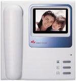 Видеодомофон HYUNDAI HA-300 - ч/б видеодомофон рассчитан на подключение 2-х вызывных видеопанелей.